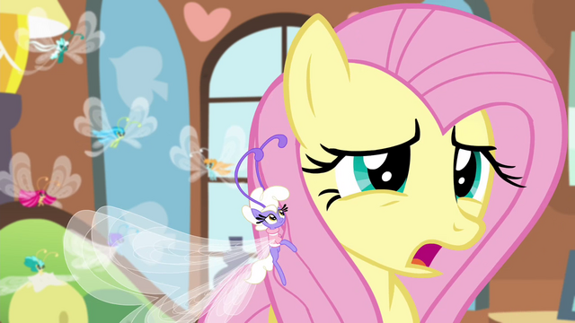"File:Fluttershy ""has it been an hour already"" S4E16.png"
