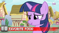 "Hot Minute with Twilight Sparkle ""hoof lickin' good"""