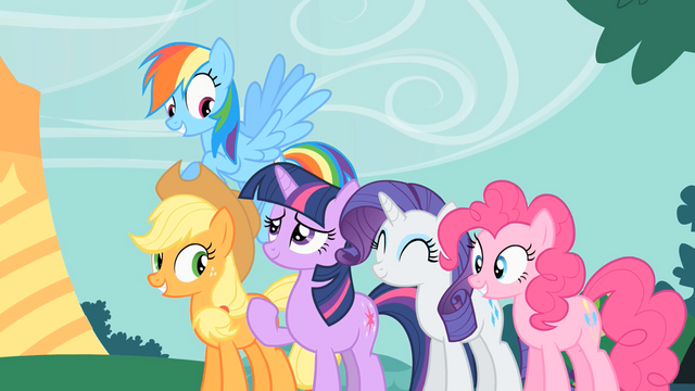 File:Impressed with Twilight's spell S1E26.png