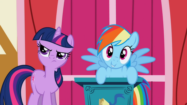 File:Twilight annoyed by Dash's interruption S1E04.png
