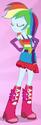 Rainbow Dash Fall Formal ID EG