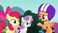 """Scootaloo """"we can still do what we're best at"""" S6E19"""