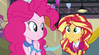 "Sunset Shimmer ""drained out of you?"" EG3"