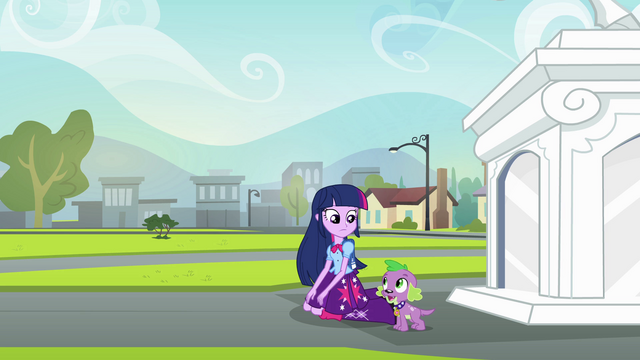 "File:Twilight and Spike ""works for me"" EG.png"