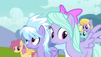 Cloudchaser and Flitter S2E22