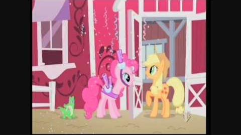 My little pony l'amicizia è magica - canzone telegramma musicale