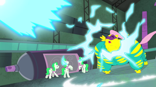 File:Saddle Rager unaffected by blast S4E06.png