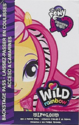Scootaloo Equestria Girls Wild Rainbow backstage pass