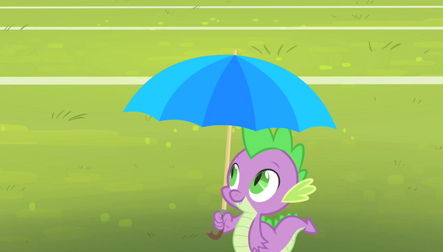 File:Spike with an umbrella S4E24.png