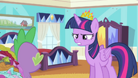 "Twilight ""no more hiding out"" S4E24"