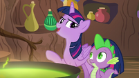 "Twilight ""they would never laugh like that"" S5E22"
