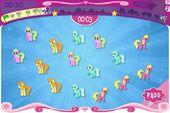 RiM Four matching ponies