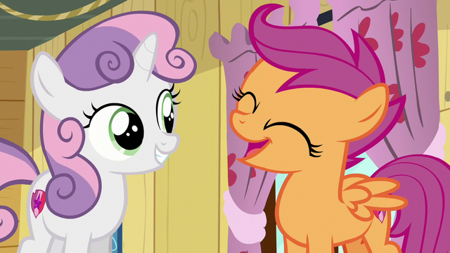 "File:Scootaloo ""we are so awesome at it!"" S6E4.png"