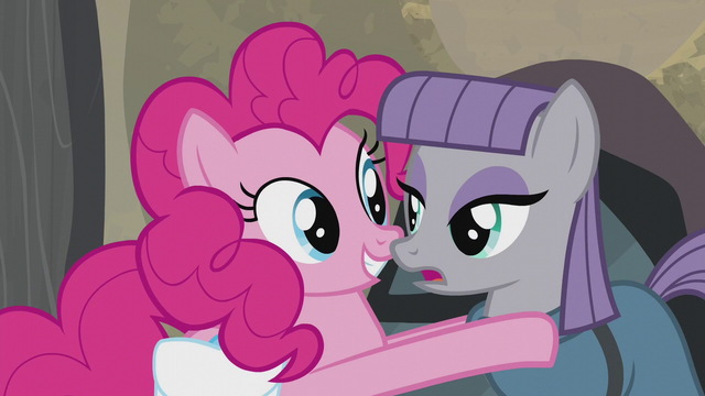 "File:Maud Pie ""so excited to see you"" S5E20.png"