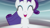 Rarity spinning around the room S5E14