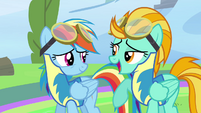 Talking to Rainbow Dash S3E07