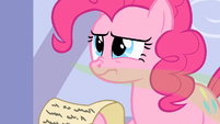 Pinkie Pie smells something S2E13