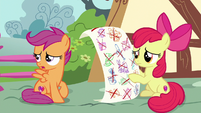 """Scootaloo """"if finding her purpose seems impossible"""" S6E19"""