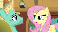 "Fluttershy ""finish something for once"" S6E11"