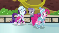 """Pinkie """"Whatever you were about to say"""" S6E3"""