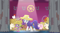 Rarity introduces new festival theme S4E13