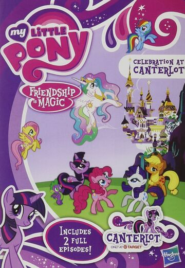 File:Celebration at Canterlot DVD front.jpg