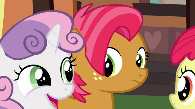 "File:Sweetie Belle ""This is gonna be the best week"" S3E4.png"