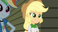 "Applejack ""not exactly"" EG2"