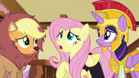 """Fluttershy """"never have the chance to defend myself"""" S5E21"""
