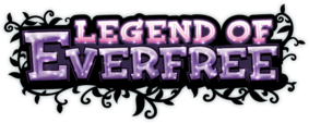 MLP Legend of Everfree official logo