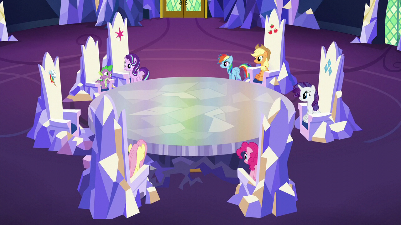 Twilight S Room In Canterlot