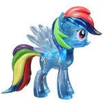 Funko Rainbow Dash glitter vinyl figurine