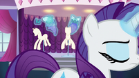 Rarity removing all of the Princess Dresses S5E14