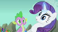 Rarity spell taking over 2 S01E19