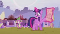 "Twilight ""Starlight altered Star Swirl's spell"" S5E25"
