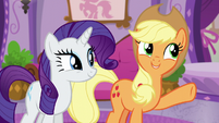 """Applejack """"after all the work we just did"""" S6E10"""