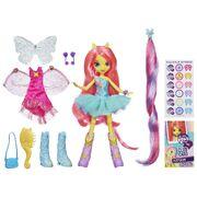 Fluttershy Equestria Girls doll