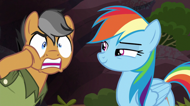 File:Quibble Pants stuttering like crazy S6E13.png