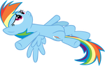 File:FANMADE Rainbow Dash bored.png