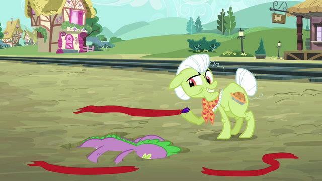 "File:Granny Smith ""a word about what now?"" S03E11.png"