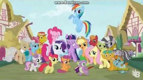 Malay -My Little Pony Intro