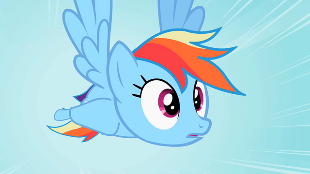 File:Rainbow Dash flying in her dream S2E07.png