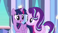 "Twilight Sparkle ""right about what?"" S6E16"