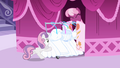 Cheerilee trying out a wedding gown 2 S2E17.png