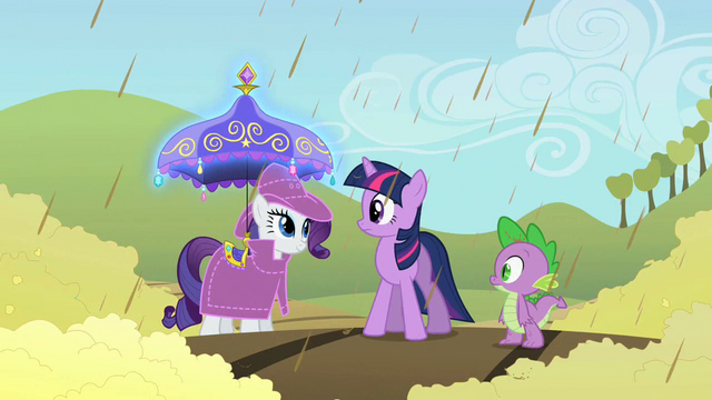 "File:Rarity ""Spike, Twilight will come up with something"" S2E01.png"
