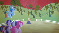Applejack 'Will ya look at the state...' S4E07