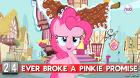 "Hot Minute with Pinkie Pie ""no way!"""