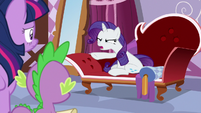 "Rarity ""the exact luxury cruise they needed"" S6E22"