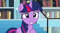 "Twilight ""which is where exactly?"" S3E01"