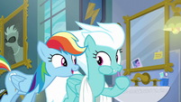 "Rainbow Dash ""the truth of the matter is"" S6E7"